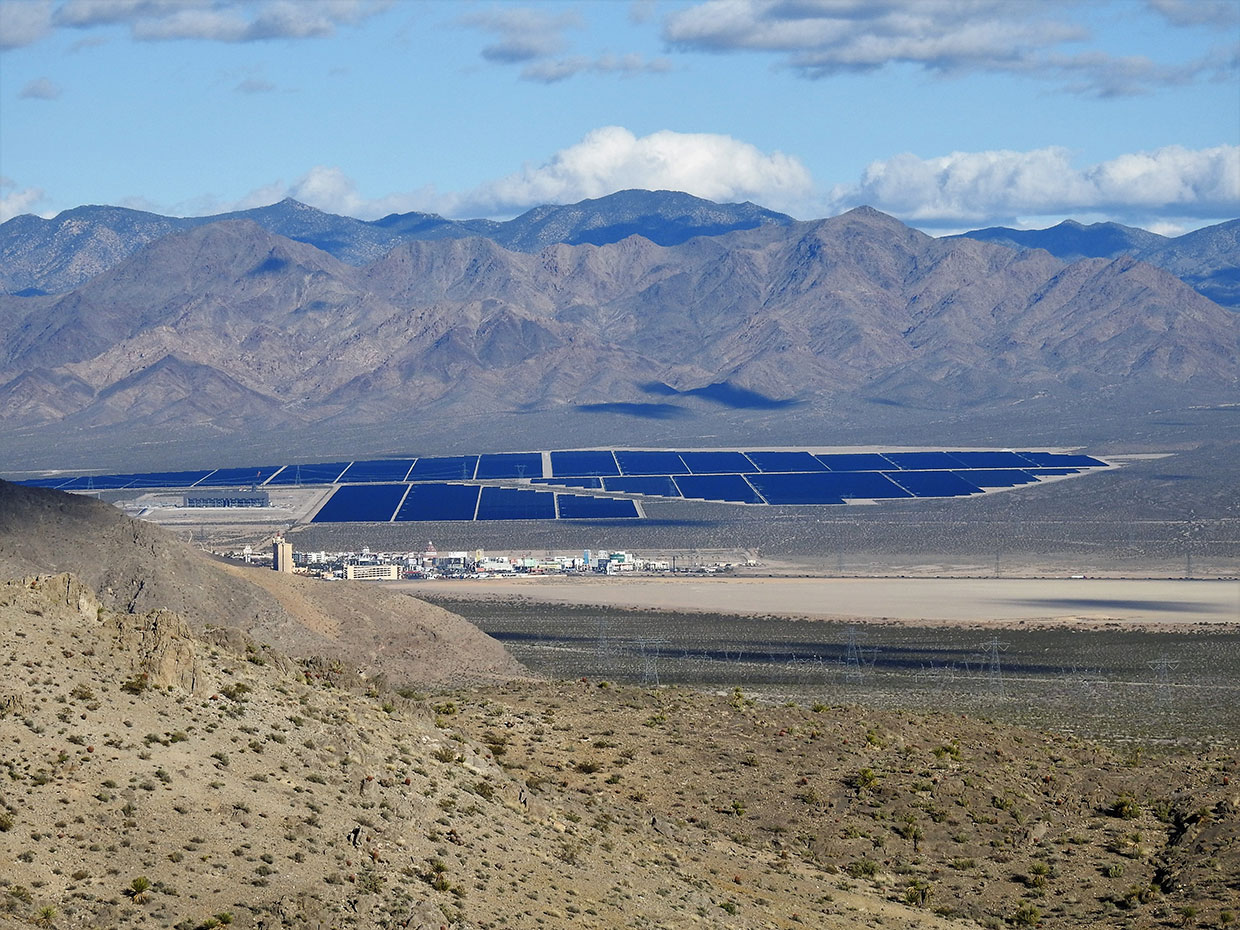 Nevada May Be Too Small To Produce 50 Percent Of Its Own