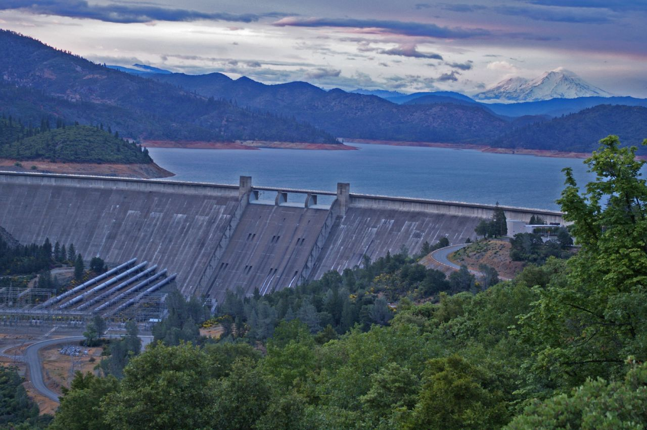 Raising the Shasta Dam - completely erasing the Winnemem Wintu - The Sierra Nevada Ally