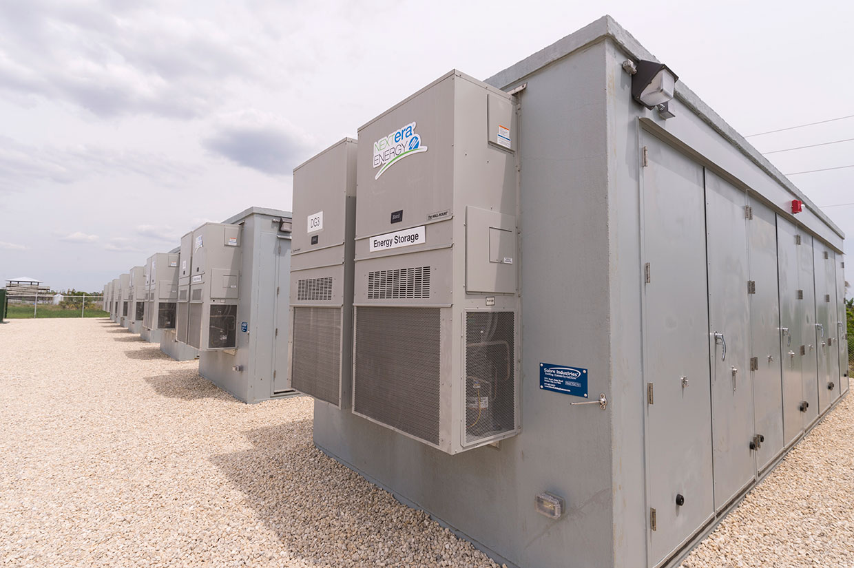 Grid-scale batteries, a key player in the future of renewable energy in Nevada